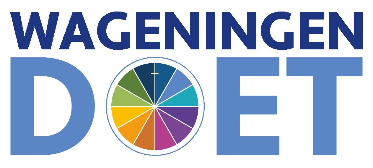 Logo Wageningen Doet